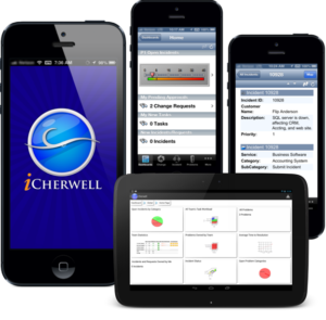 i Cherwell Mobiler Client Mitarbeiter