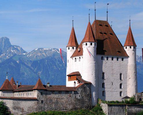 Schloss Thun Customer Day 2017